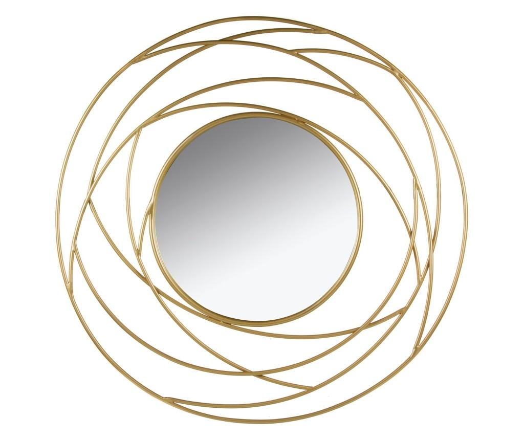 Oglinda Galben Auriu