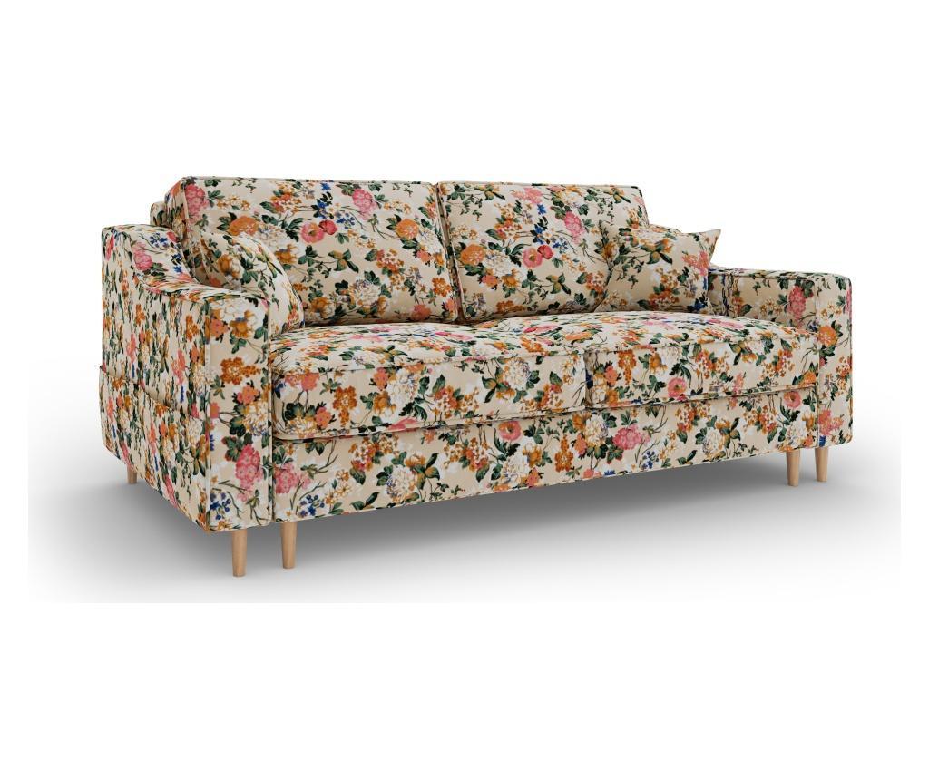 Canapea cu 2 locuri Marigold - Mazzini Sofas, Multicolor