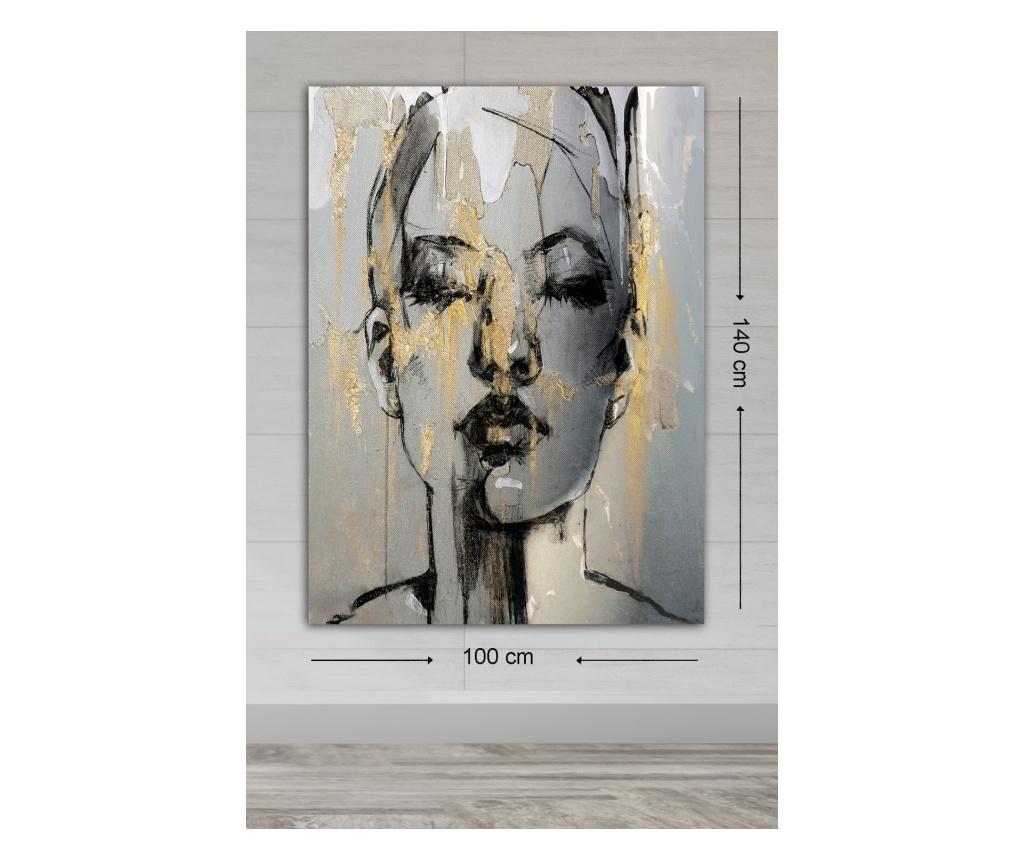 Tablou Sissie 40×60 cm – Tablo Center, Multicolor
