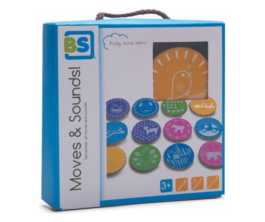 Joc de rol Moves & Sounds - BS Toys, Multicolor