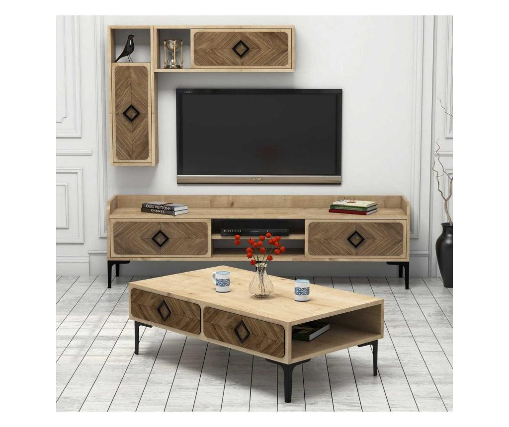 Set mobilier living Samba - Hommy Craft