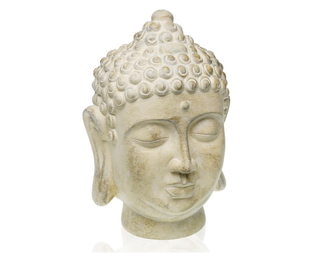 Decoratiune Buddha Figure - Versa, Alb