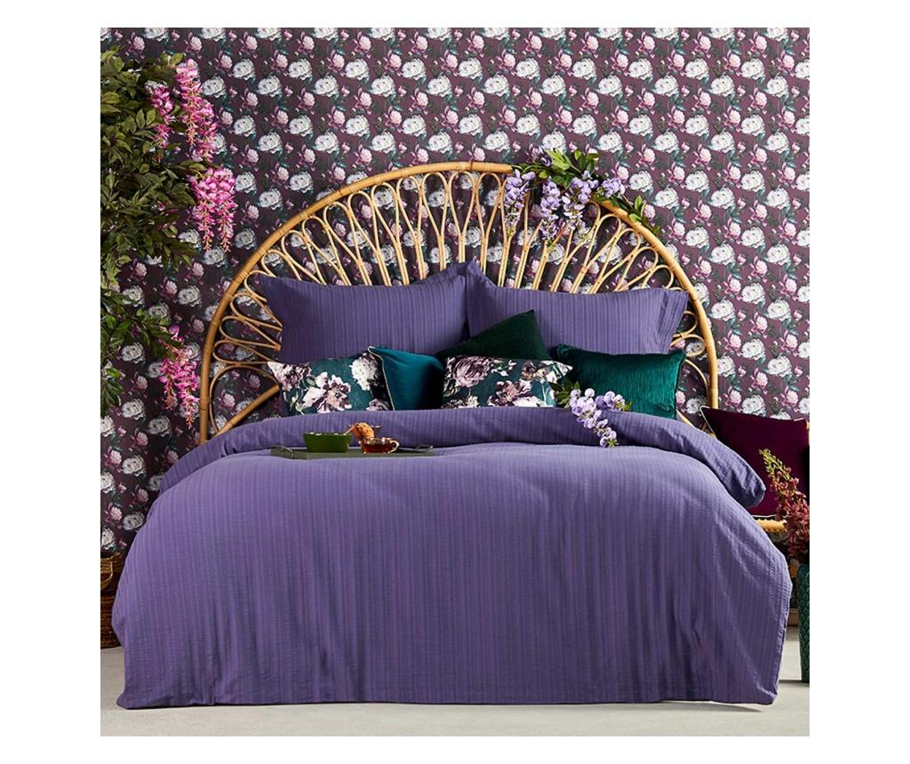 Set de pat Double Arno Purple - BELLA MAISON, Mov