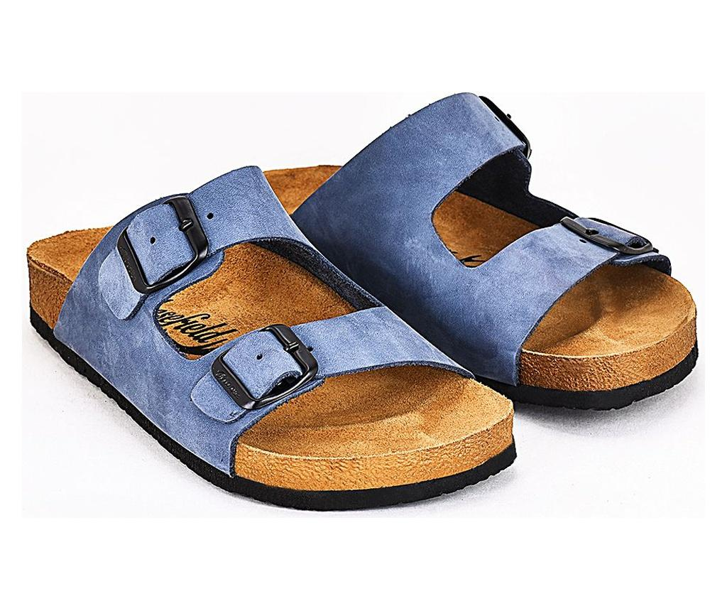 Papuci Dama Moosefield Blue 40 - Moosefield