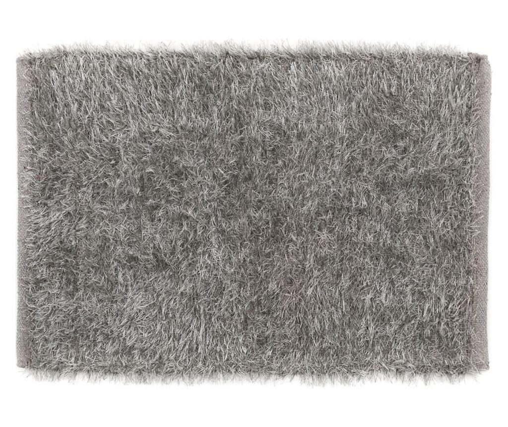Covor 50x80 cm - Casa Selección, Gri & Argintiu