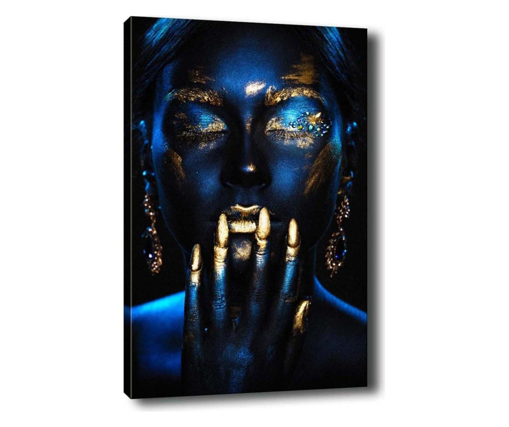Tablou 50x70 cm - Bract, Multicolor