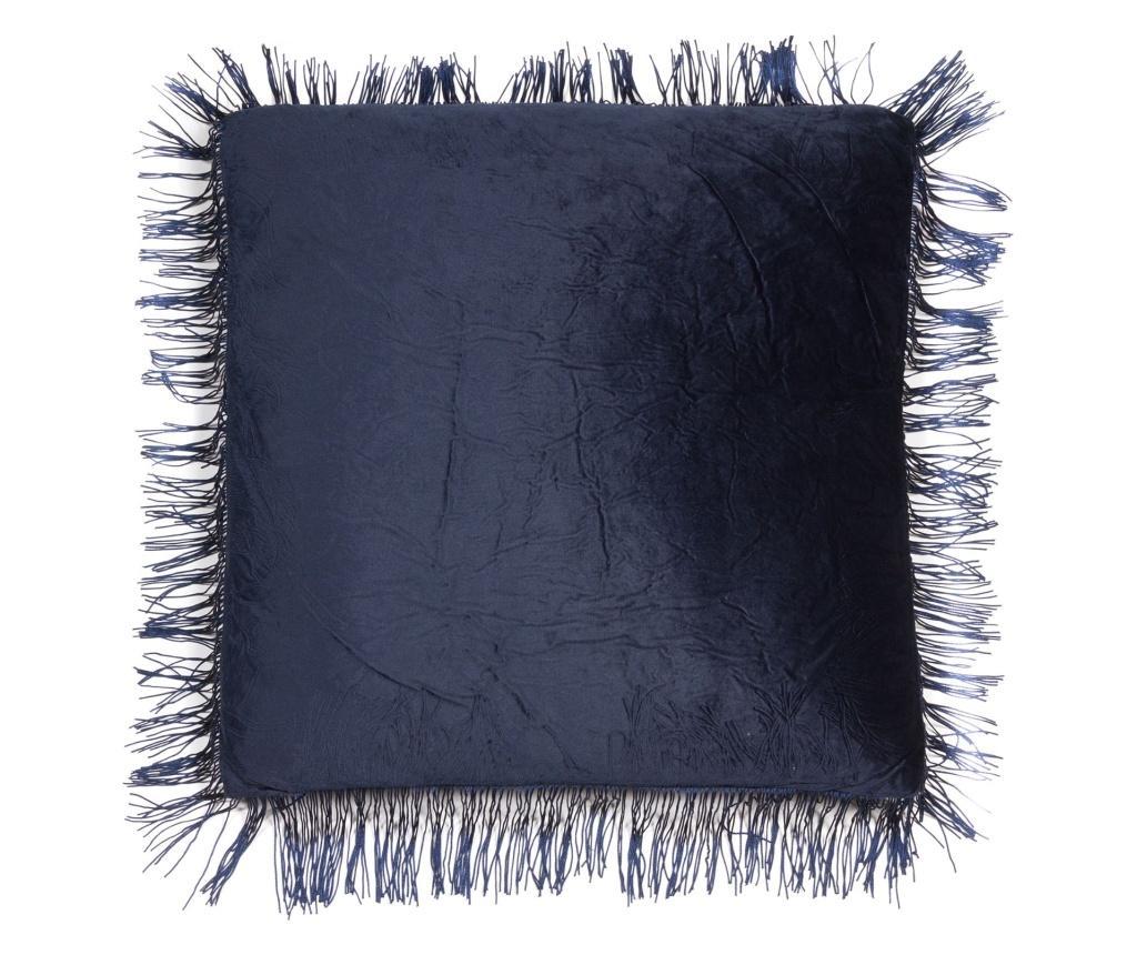 Perna decorativa Ilonka Blue 45x45 cm - Santiago Pons, Albastru