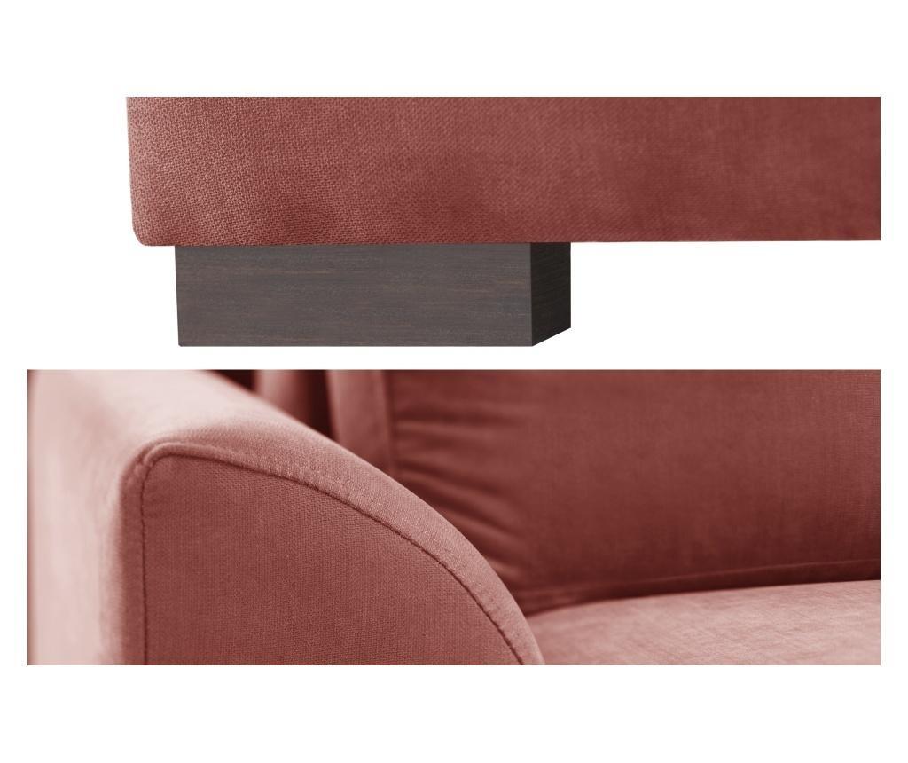 Sofa dvosjed na razvlačenje Irina Peach