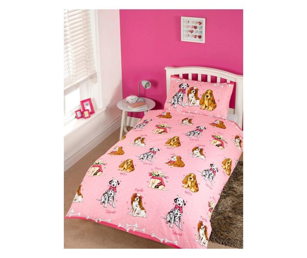 Set posteljina Single Doggies