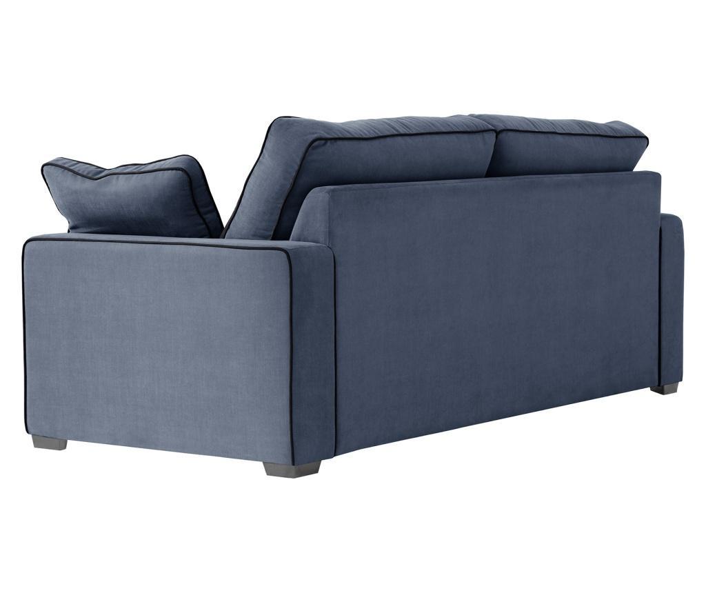 Kauč trosjed Serena Navy Blue