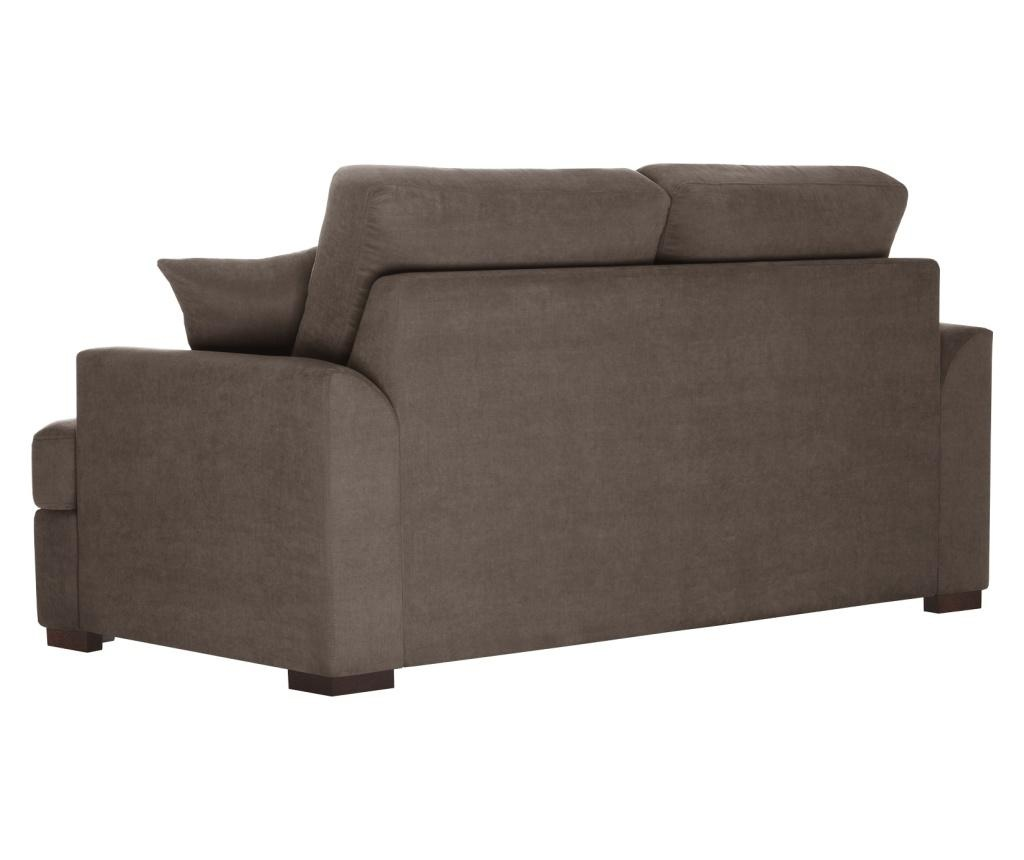 Irina Chocolate Kihúzható kétszemélyes kanapé