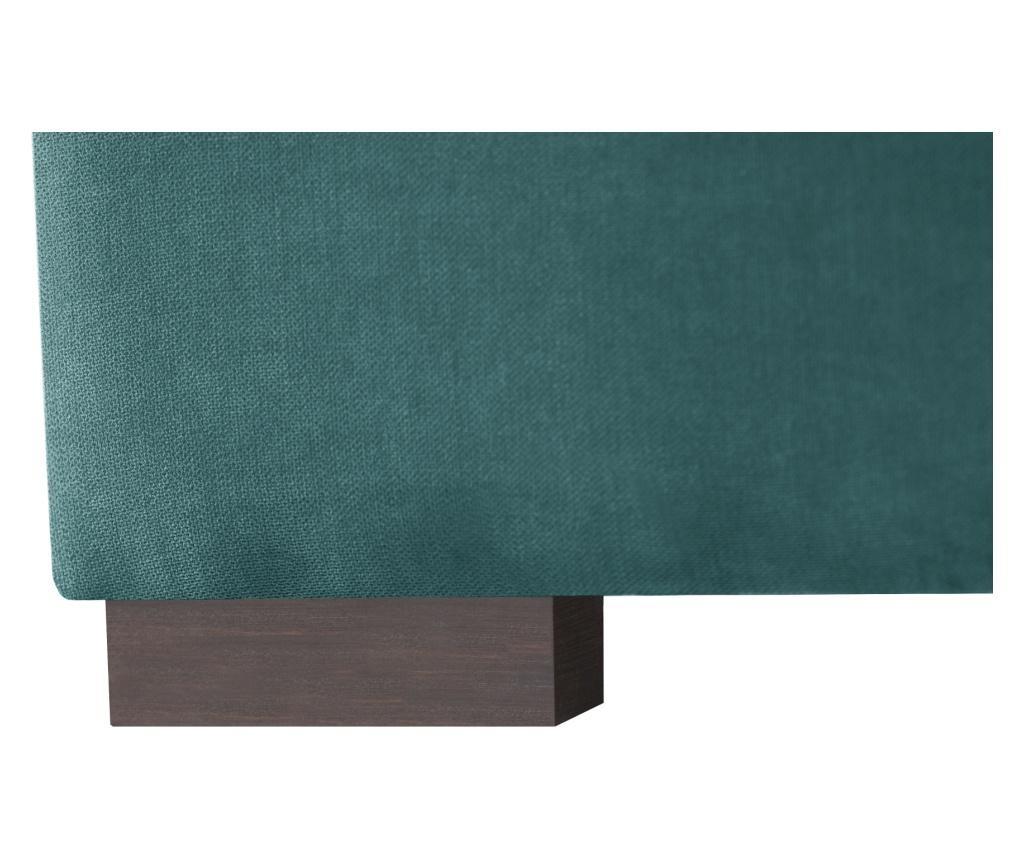 Sofa dvosjed na razvlačenje Irina Light Blue