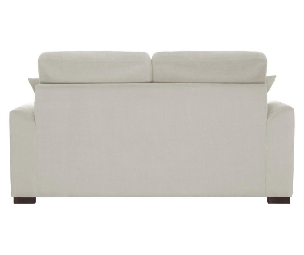 Irina Cream Kihúzható kétszemélyes kanapé
