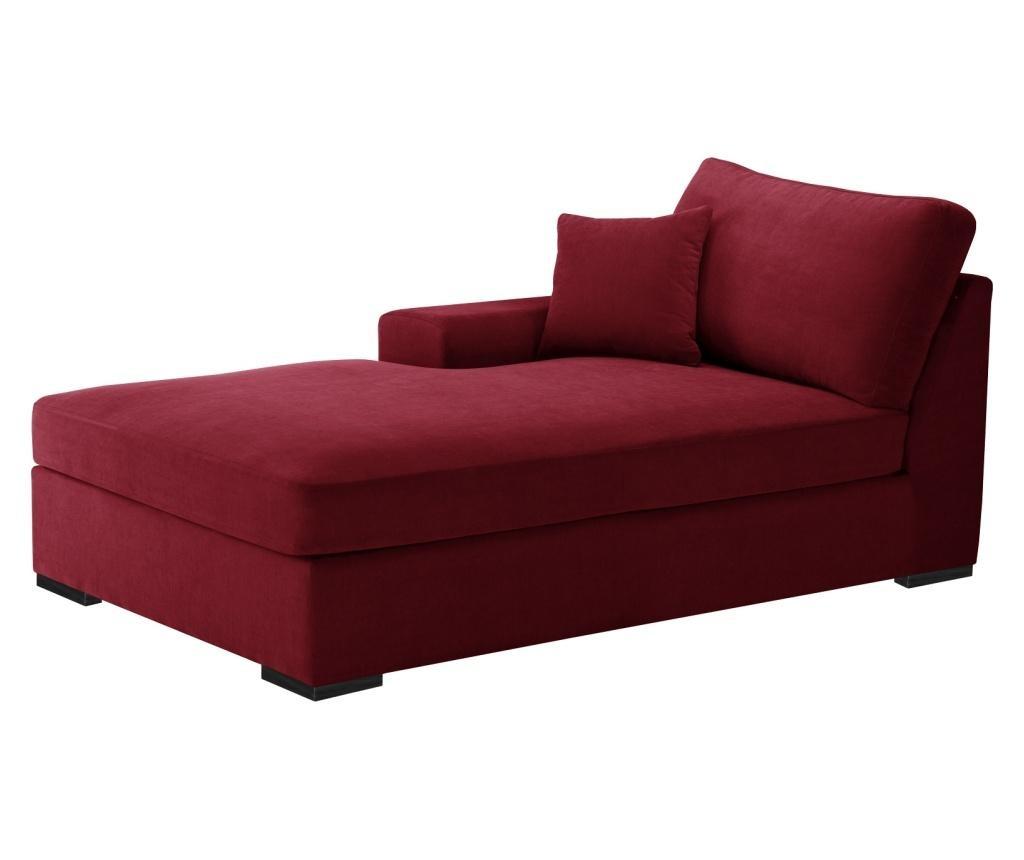 Dasha Glamour Red Baloldali nappali heverő