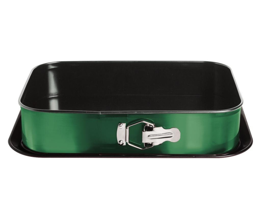 Tava de copt cu margine detasabila Emerald