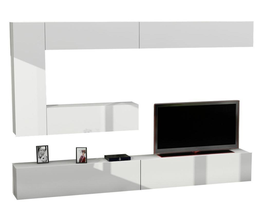 Set TV komoda i  viseći element Cizmo