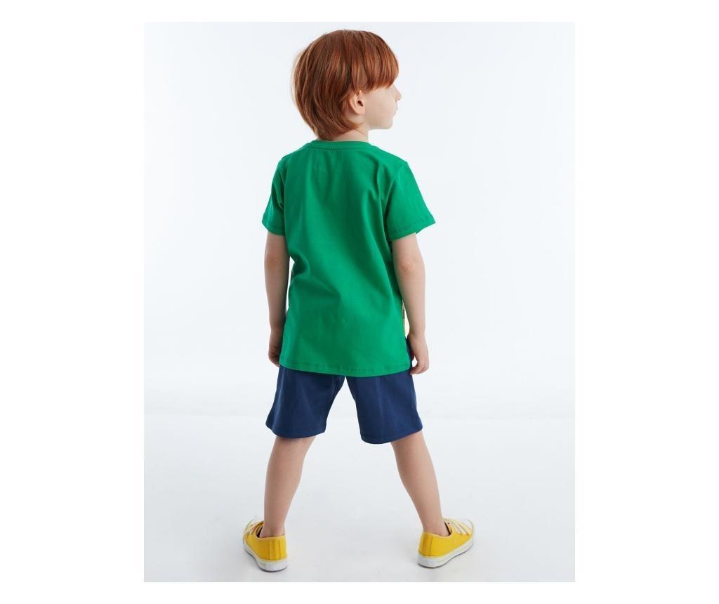 Otroški komplet - majica s kratkimi rokavi in kratke hlače Rolling Croc 2 years