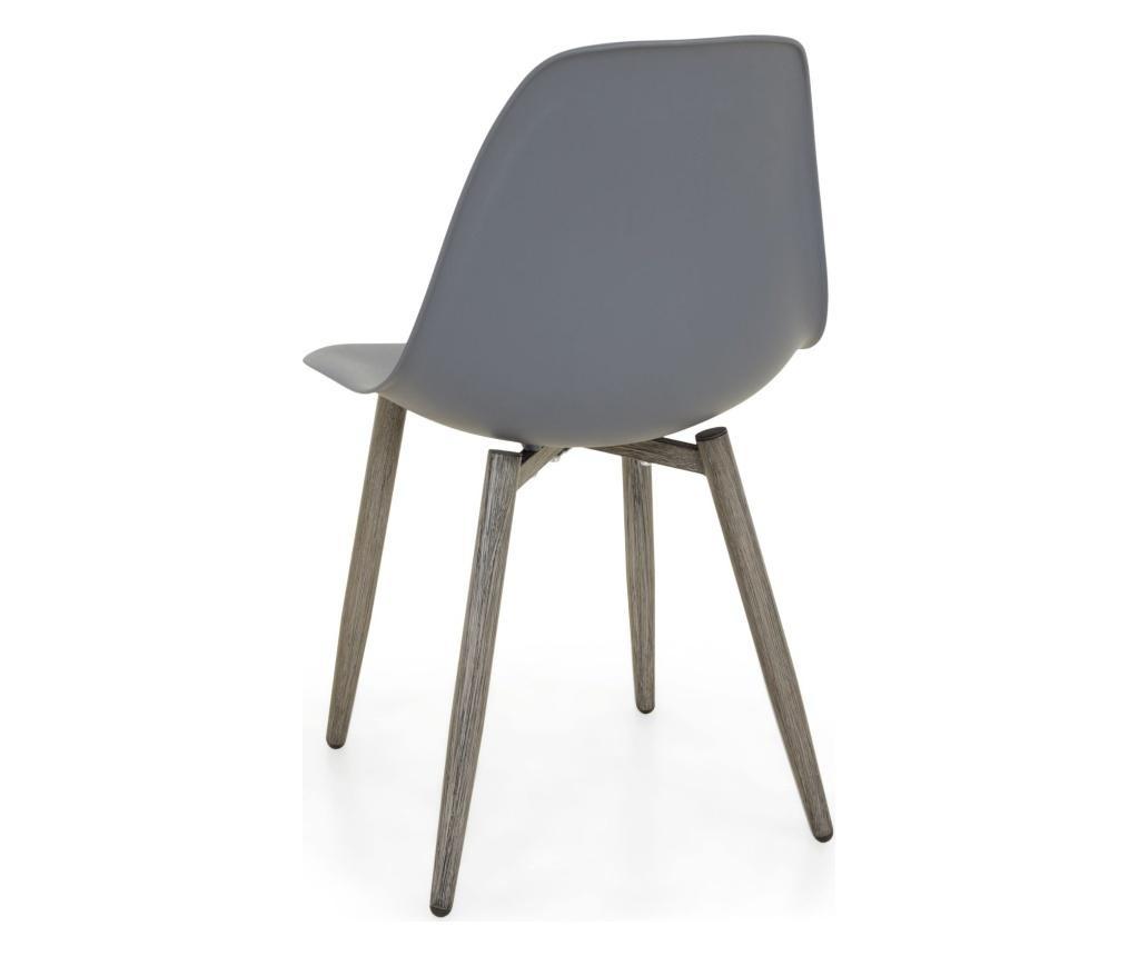 Krzesło ogrodowe Pesaro Grey