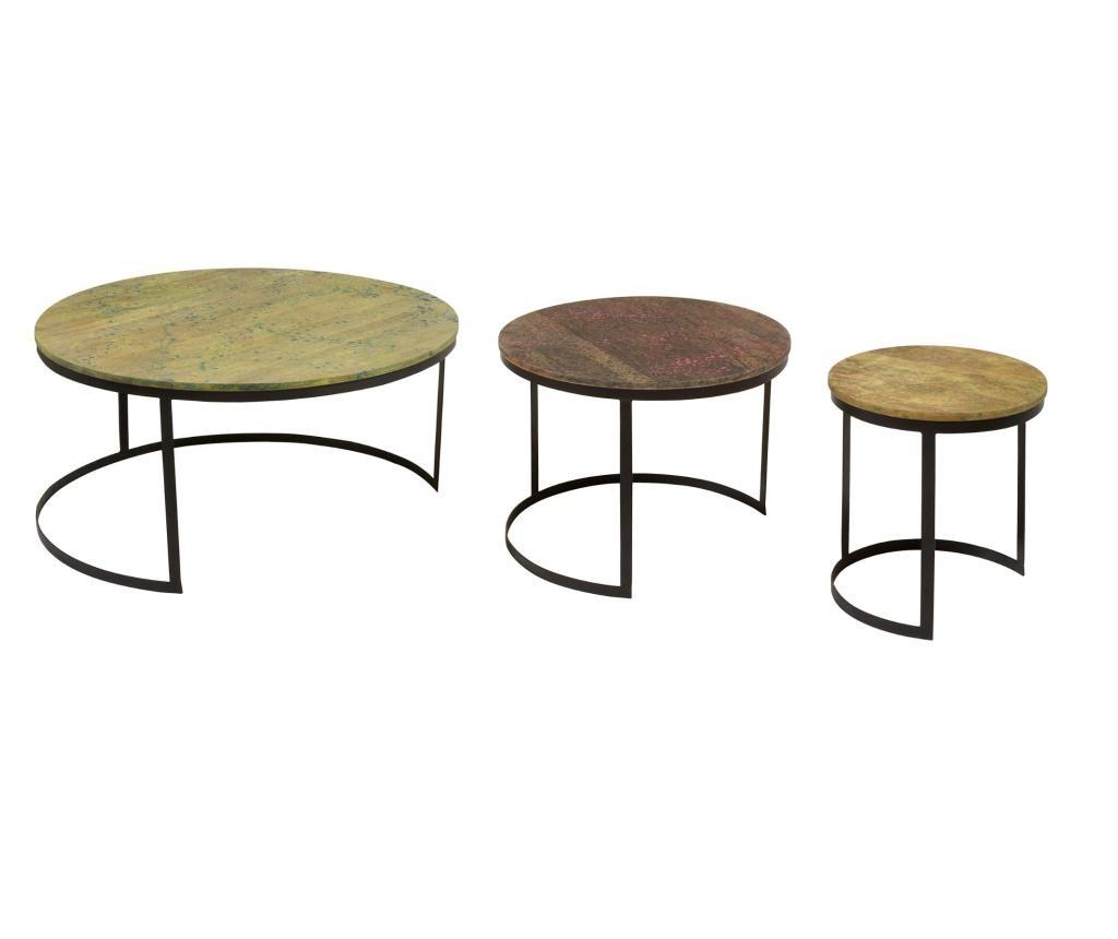 Set 3 stolića Binfo