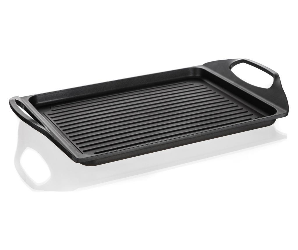 Tigaie grill Alivia - Banquet, Negru