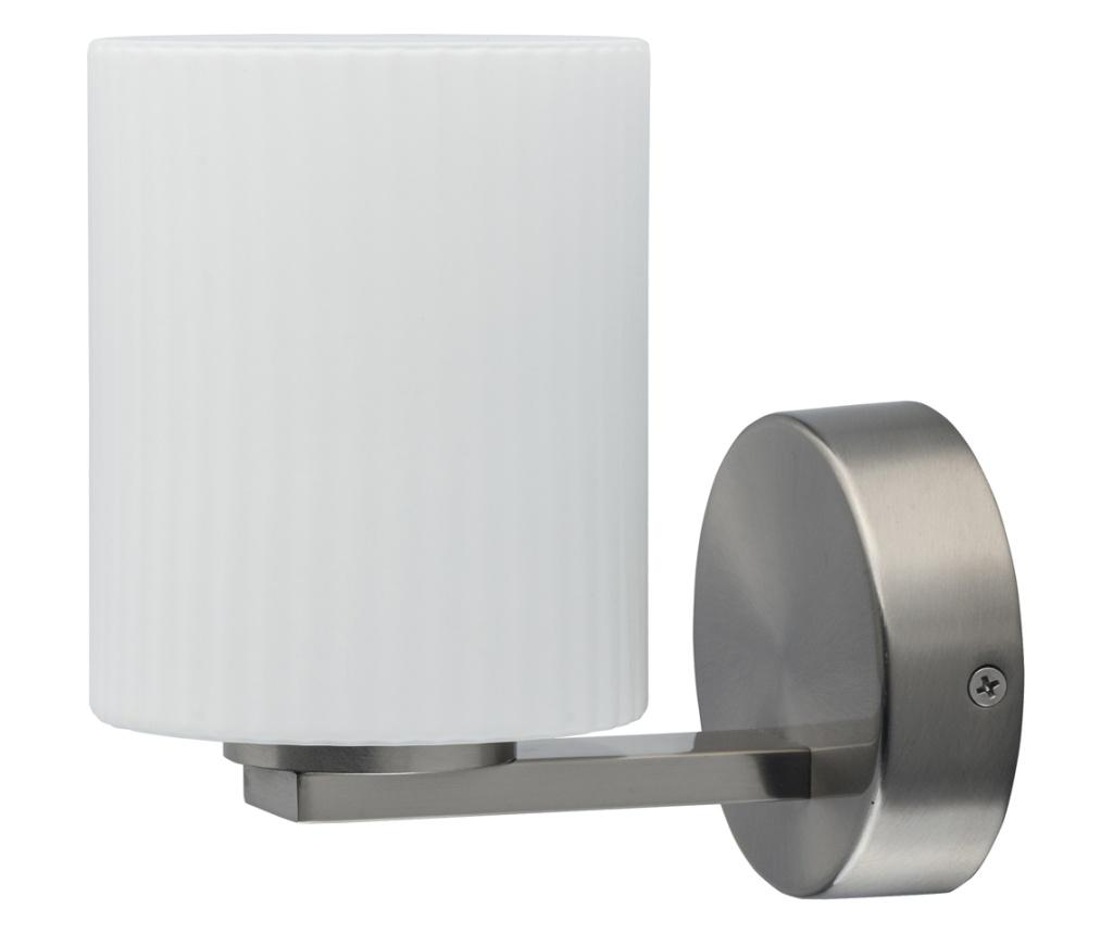 Aplica de perete Aqua - Functional Lighting, Alb,Gri & Argintiu
