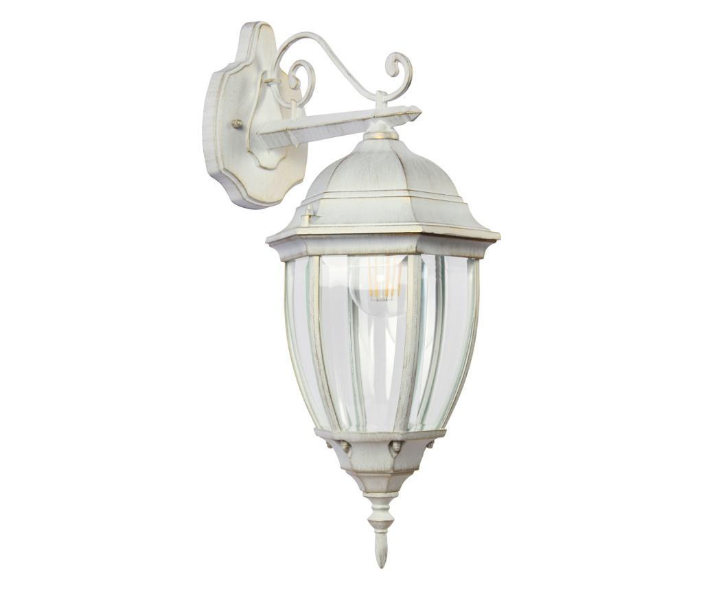 Aplica de perete de exterior Fabur - Functional Lighting, Alb