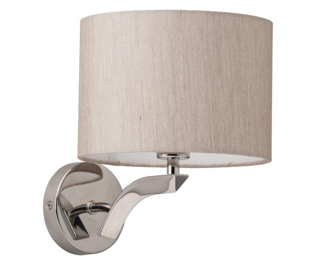 Aplica de perete Comfort - Classic Lighting, Crem,Gri & Argintiu