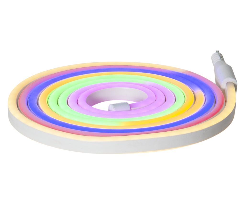 Banda cu LED-uri Flatneon 300 cm - Best Season