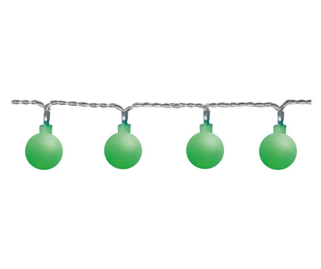 Ghirlanda luminoasa de exterior Berry Green 735 cm - Best Season