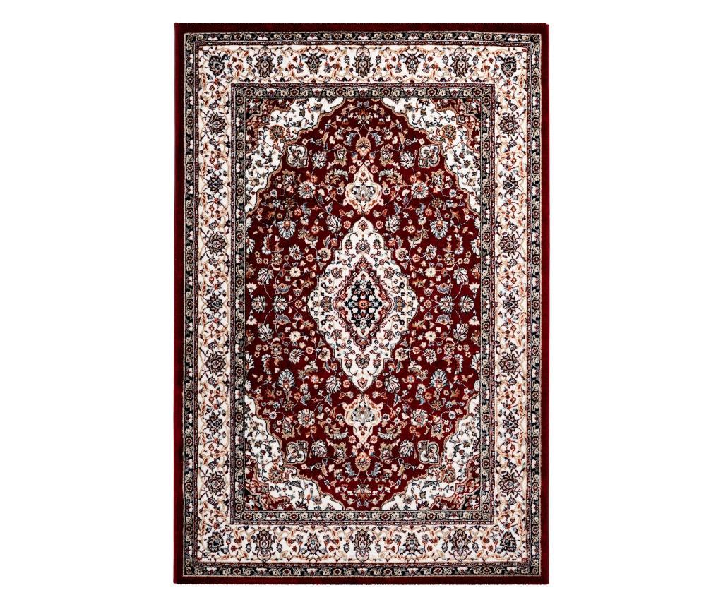 Covor Isfahan 160x230 cm - Obsession, Rosu