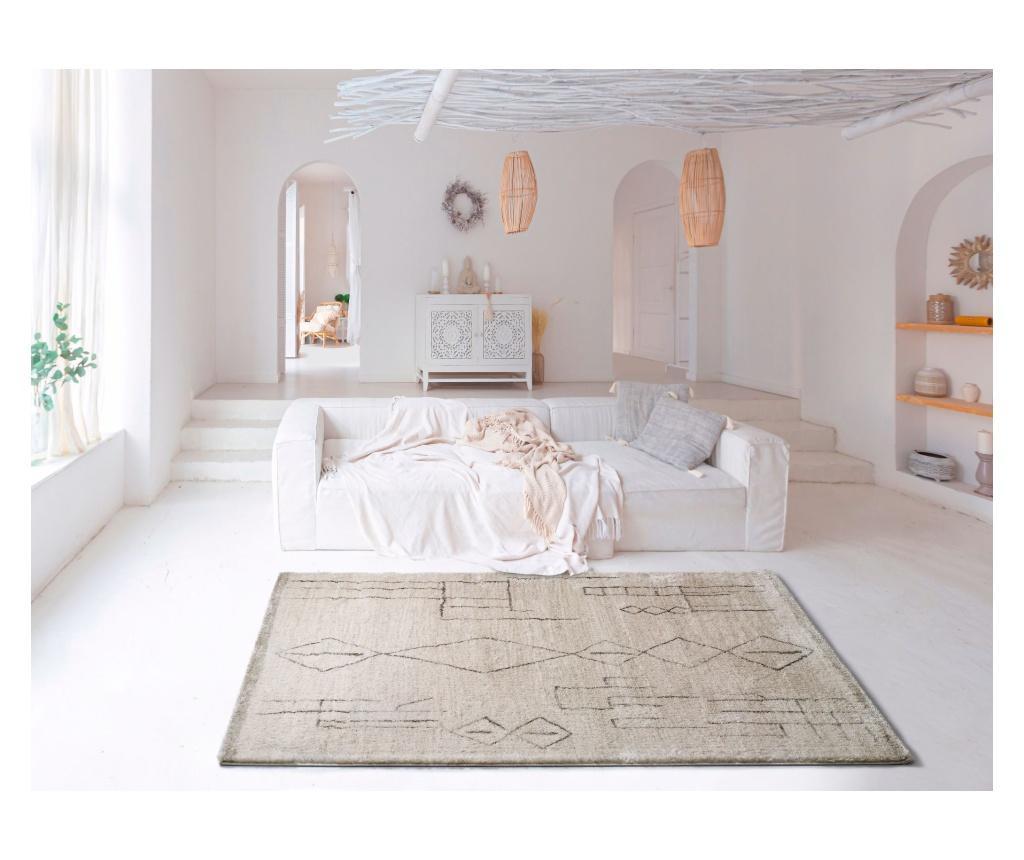 Covor Moana Cream Style 135x190 cm - Universal XXI, Crem
