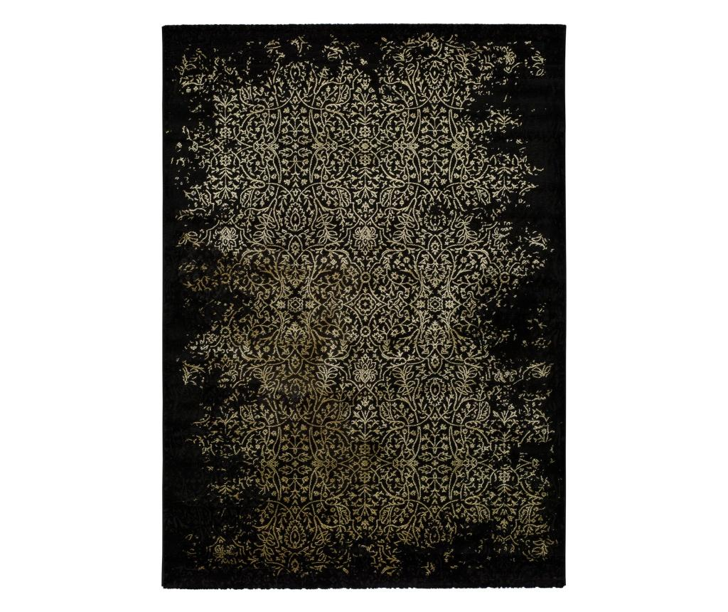 Covor Gold Black Abstract - 12816
