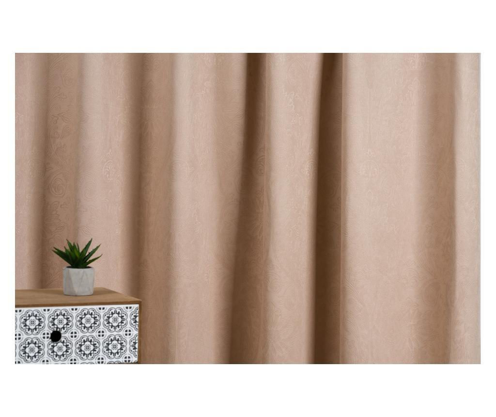 Set 2 zastorov Cora 140x220 cm
