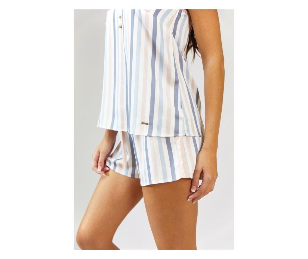Ženske pidžama hlače Candy MultiStripe 42-44