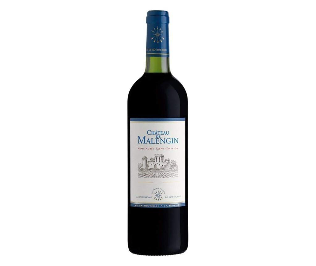 Vin rosu Baron Edmond de Rothschild Chateau de Malengin 750 ml