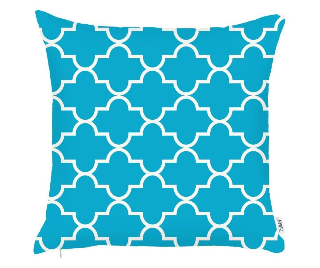 Jastučnica Amina Blue 43x43 cm
