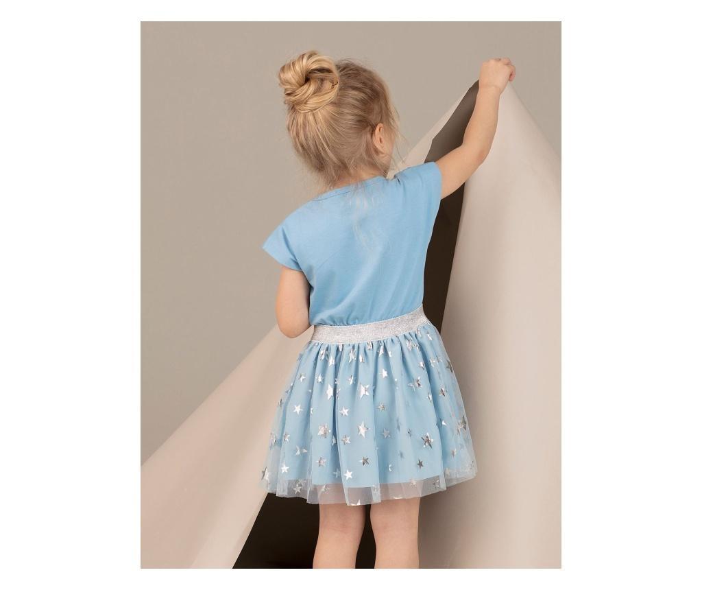 Dívčí šaty Swan&Stars 4 years