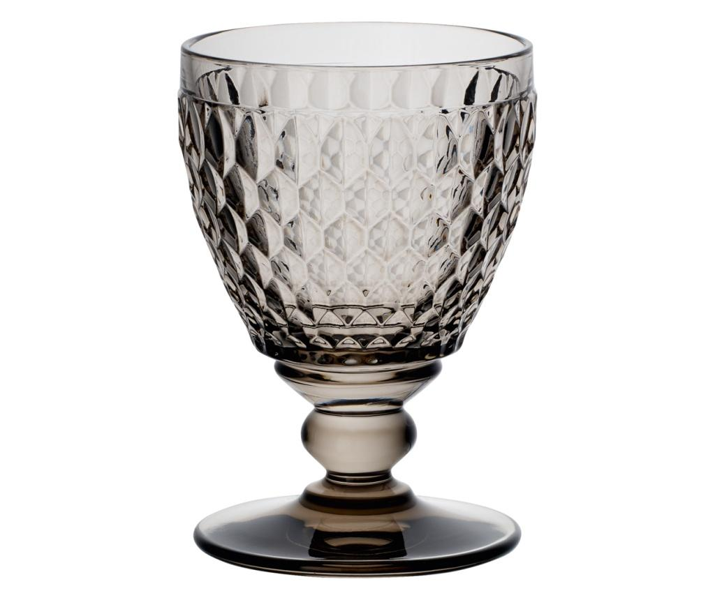 Set 4 pahare pentru vin Boston - Villeroy & Boch, Gri & Argintiu