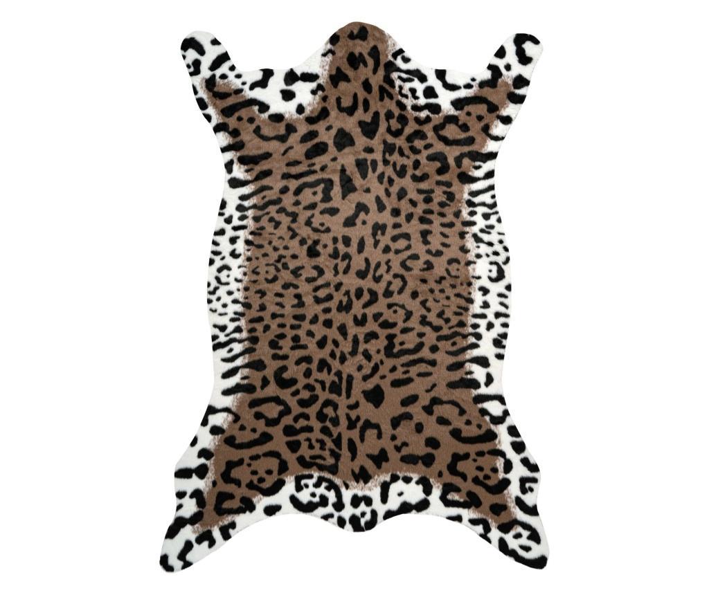 Covor Manzambi Brown White 160x230 cm - Kayoom, Negru imagine 2021