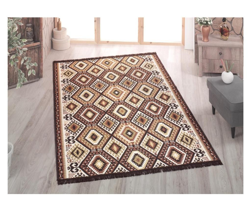 Covor Rustic Brown Multicolor Home Collection