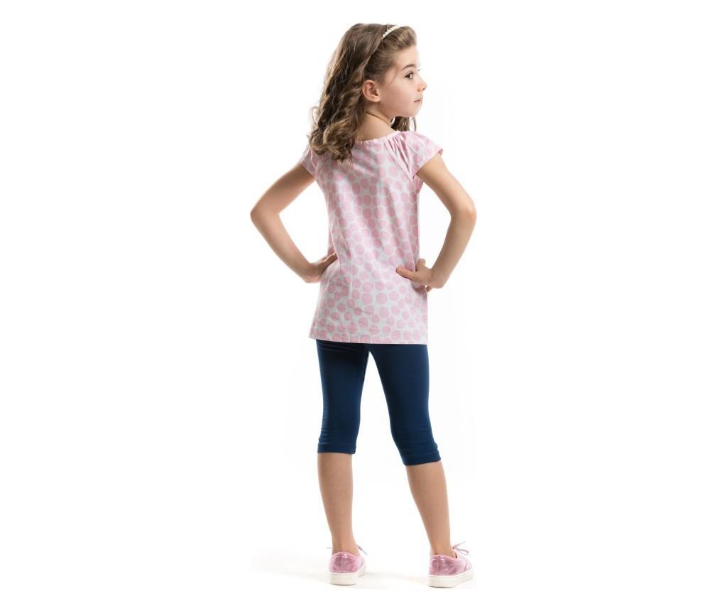 Miss Blue Lány leggings és tunika 2 years