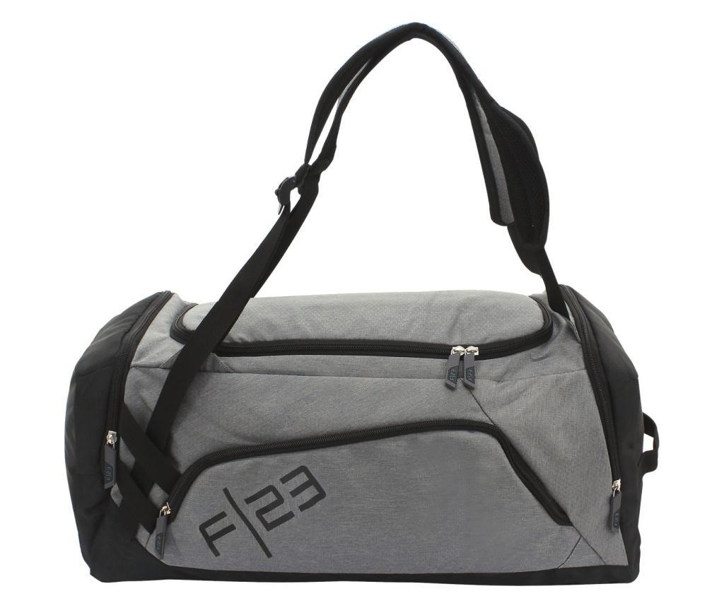 Geanta de voiaj Teamplayer - F 23, Gri & Argintiu