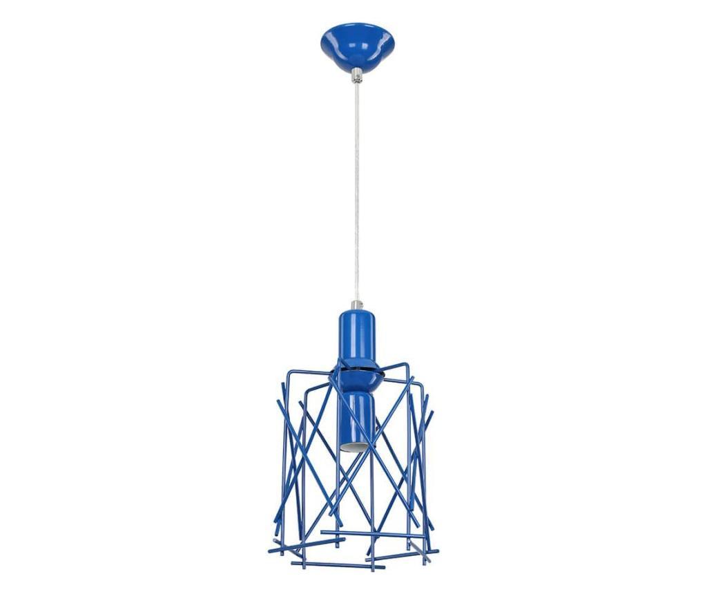 Lustra Urbano Blue - Squid lighting, Albastru