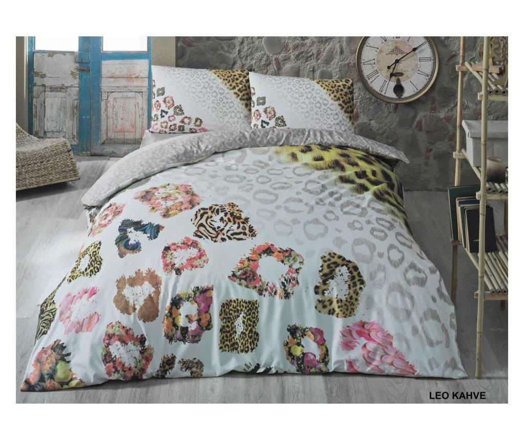 Set de pat Double Leo - Miss Mina, Multicolor
