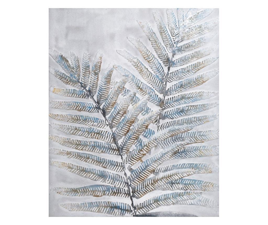Tablou 80x100 cm - Eurofirany, Gri & Argintiu