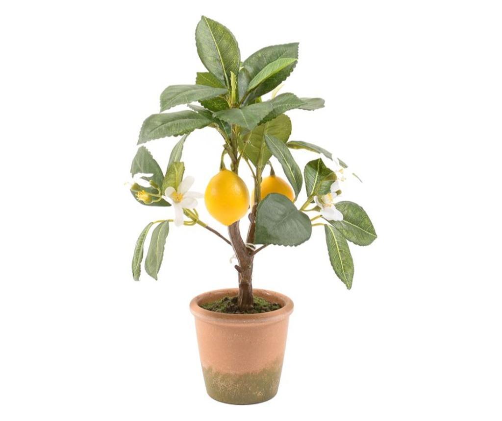 Planta artificiala in ghiveci Perfect garden - Mercury , Multicolor