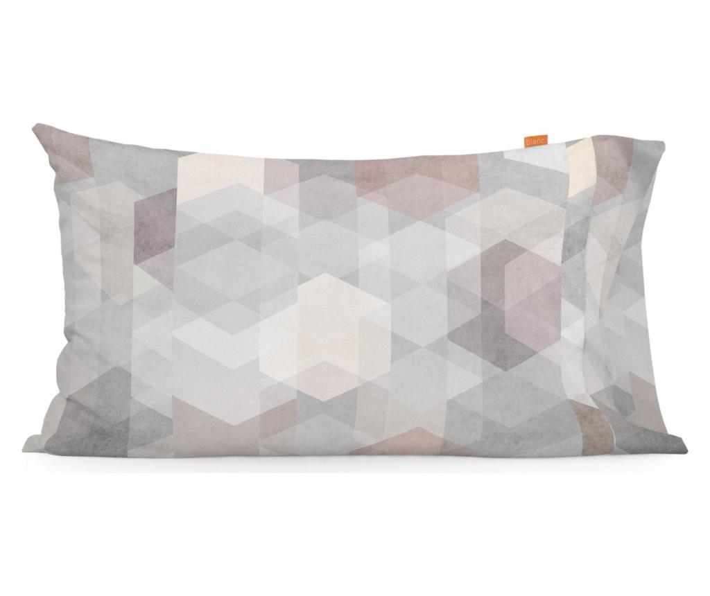 Set 2 fete de perna Pond 50x80 cm - BLANC, Multicolor