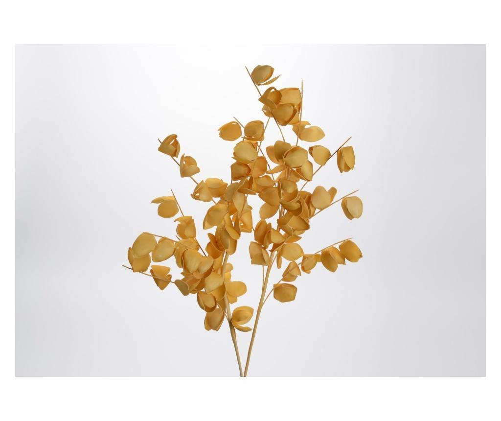 Floare artificiala Korb - Amadeus, Galben & Auriu de la Amadeus