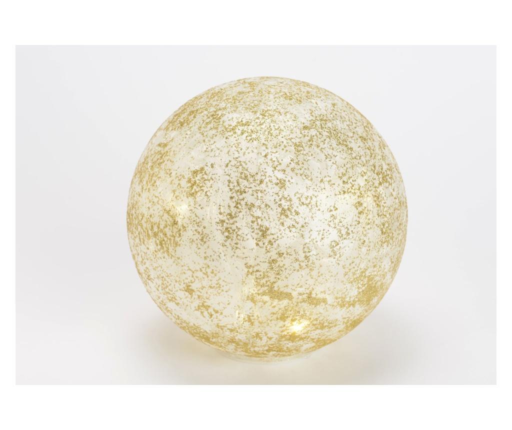 Decoratiune luminoasa Divers - Amadeus, Galben & Auriu
