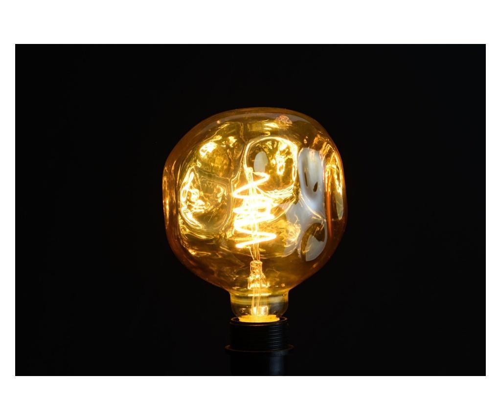 Bec cu LED Evasion - Amadeus, Galben & Auriu